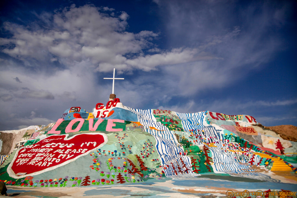 Psycho-Nico-Slab-City-Salvation-Mountain
